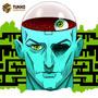 Maze Head by TUNXO-WORKSHOP