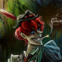 Cyberpunk gangster by Kayas-Kosmos