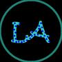 Lauren Alys main logo by Meigh