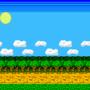 8-bit forest trail