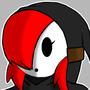 Shy Girl Black Hood Verion