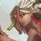 Harpy shaman