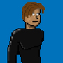Random Pixel Guy by Stripteaz