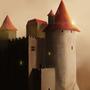 Castle by kittenbombs1