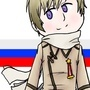 Russia - Hetalia: Axis Powers by Raben