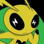 Kazihiro Lightning Tomamon by RikoriStorm