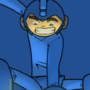 Mega Man by Scar-Dragon75