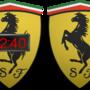 Ferrari Clock by HyundaiClock