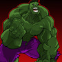 Hulk by RickMarin