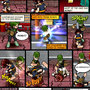 Rumble fighters Comic