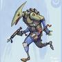 ptony the pteroman! by jouste