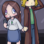 Conall and Caoilinn by Walkingpalmtree