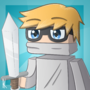 Scarfed Minecraft Fighter by Kukatoo