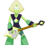 Peridot plays bass by Bezo