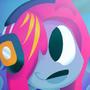 Neon Girl by Zombieapple224