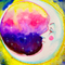 Watercolor Moon