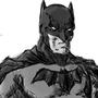 Batman Sketch by CrusaderTM