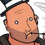 Fancy Weapons Guy by TheRailz