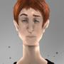 Vehement young man by notcrispy