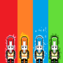 castle crashers by darkhydra1