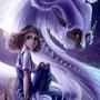 Into The Night (Re-draw) by Kayas-Kosmos