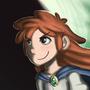 Flora the Adventurer - ICONIC Mascot Fanart by henlp