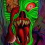 Dave The Zombie Guy by JesseWidow