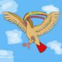 Pokemon: Pidgeot by CrazyBirdLady63