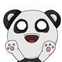 Cute Panda by TiagoVBoas