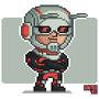 Scott Lang: Ant-Man by ionrayner