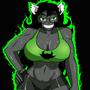 Grimbark Jade by BlackGamer327