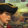Jeune soldat de Louisbourg