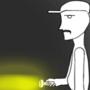 Walking Guard Animation by YuvalKon