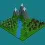 Valley Community (3D) by jsabbott