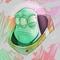 Alien Astronaut_ Pastel