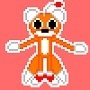 Tails doll sprite art by Gur209