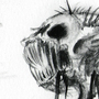 Demon Doodle- Hissssss by Comick
