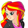 Sunset Shimmer by KyenzaCartoons