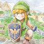 Legend of Zelda - Link Classic by Manguinha