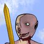 MineCraft [Zombie Pig Man]-1 by BioElderNeo