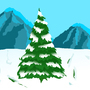 Southpark Styled Christmas Tree by ZackPorlier