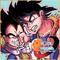 Goku vs Vegeta Millennium Fight 1989