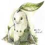 #152_Chikorita by Manguinha