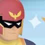 Captain Falcon by samchappy