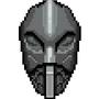 Giants Mask Pixel Art by morganstedmanmsNG
