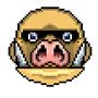 Mask of Scents Pixel Art