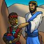 Jesus and Family by BrandonP