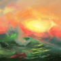 Speed Painting by Buckycarbon