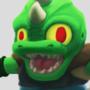 Lizardman Rogue - CW Fanart