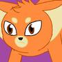 Eve's fire-fox form